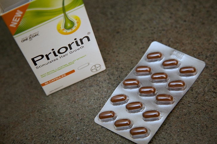 PRIORIN supplements
