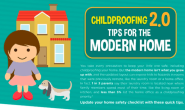 Childproofing Tips for the Modern Home – An Updated Safety Checklist