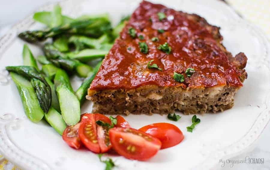 This easy and best Meatloaf Recipe Ever was an immediate 'I must have this recipe!' moment, and I've been making it regularly ever since - for years