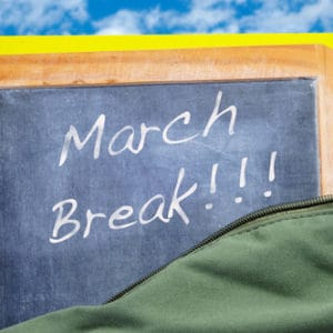 How to Recover Quickly from a Fun-Filled March Break