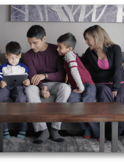 Tracking Family Time with Project Smart Furniture