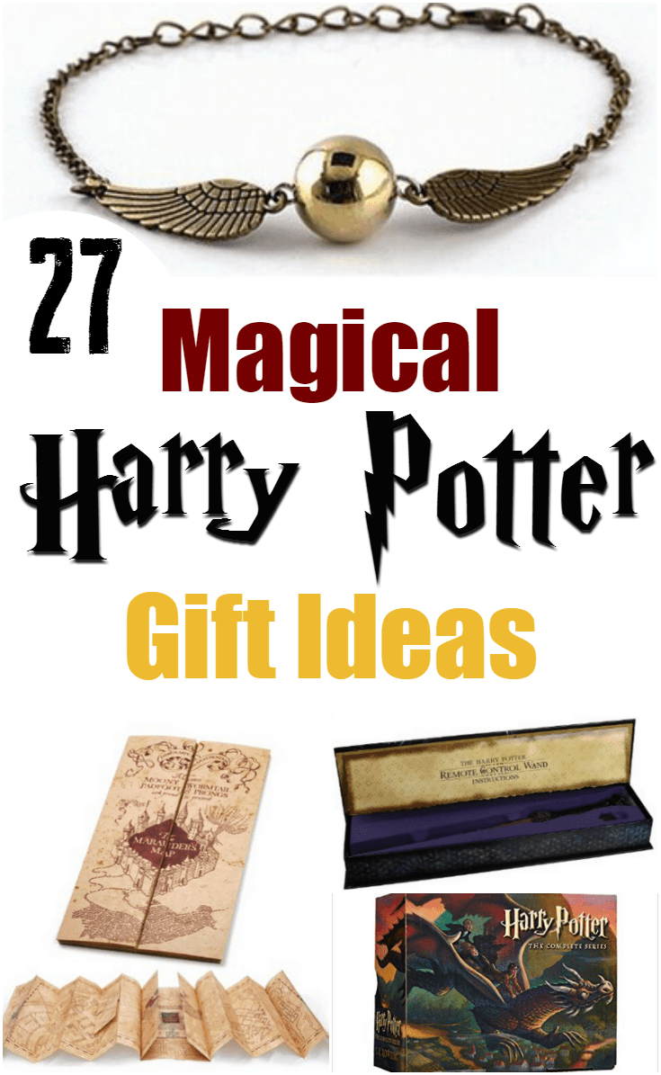 27 Magical Harry Potter Gift Ideas