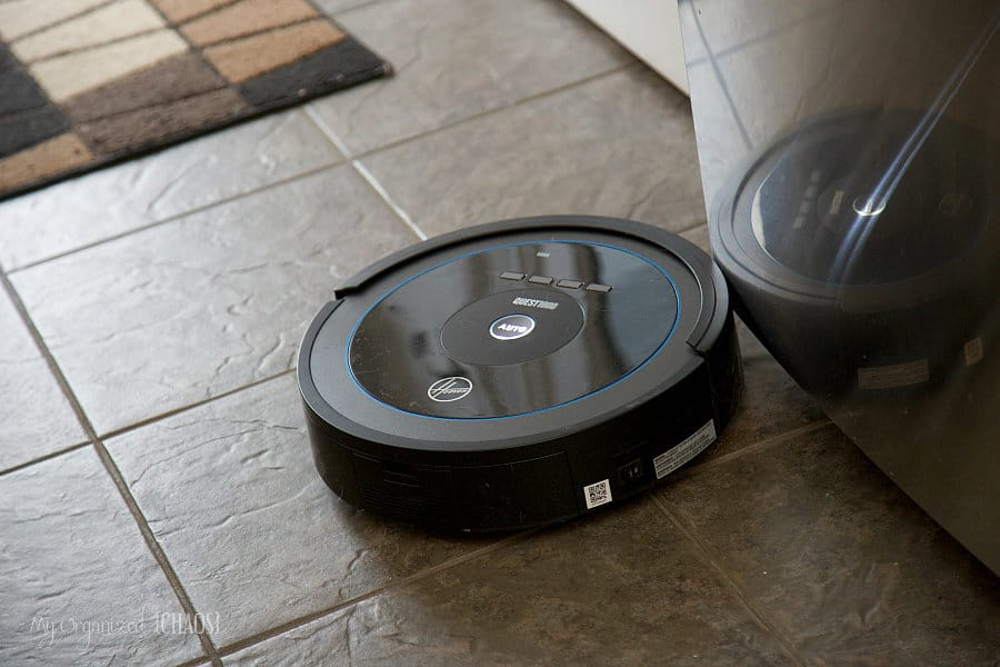 New Hoover Quest1000 Robot Vacuum review