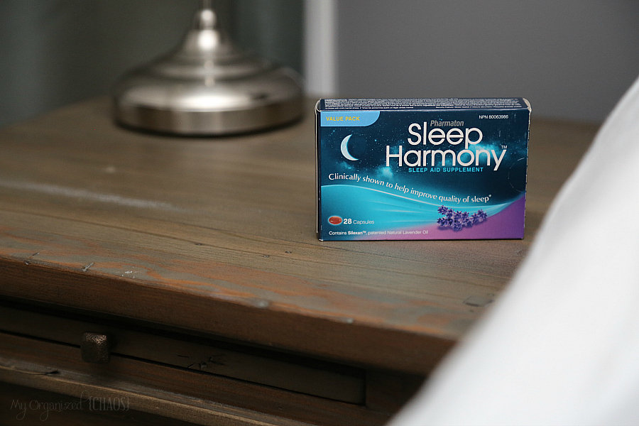 Pharmaton® Sleep Harmony™, a new natural health sleep aid designed to help calm racing thoughts and improve quality of sleep in those with mild mental stress