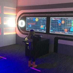 Beam into the Star Trek Academy at TELUS Spark
