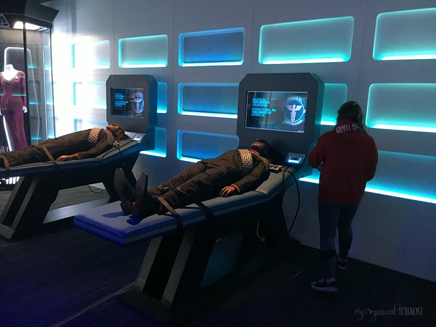 Star Trek Academy at Telus Spark