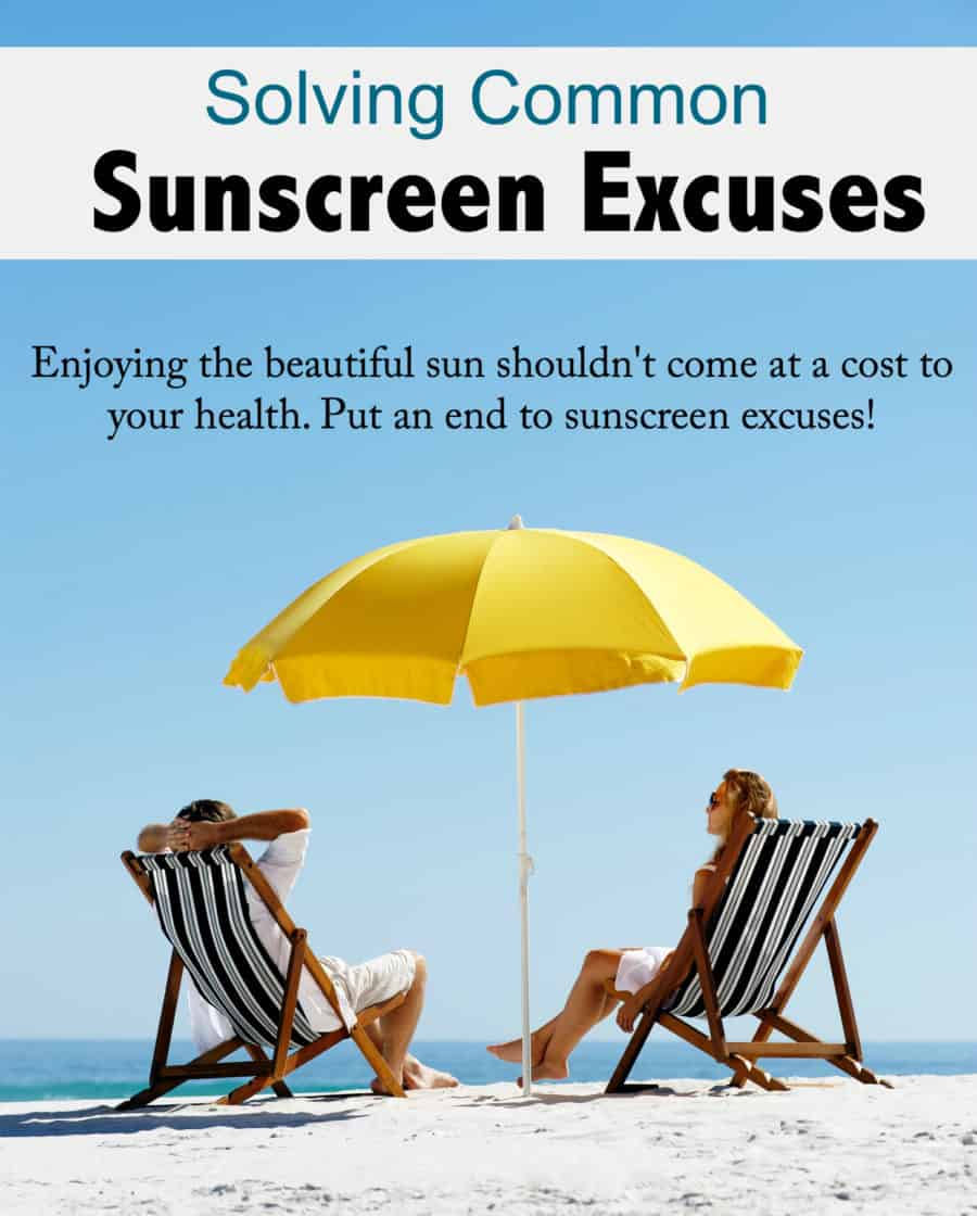 Sunscreen – Simply Protect with no Excuses