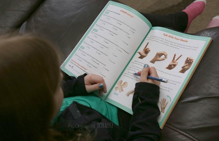 Summer Express Workbooks from Scholastic