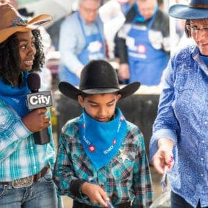 BMO Helps Families Take in the Calgary Stampede on a Budget!
