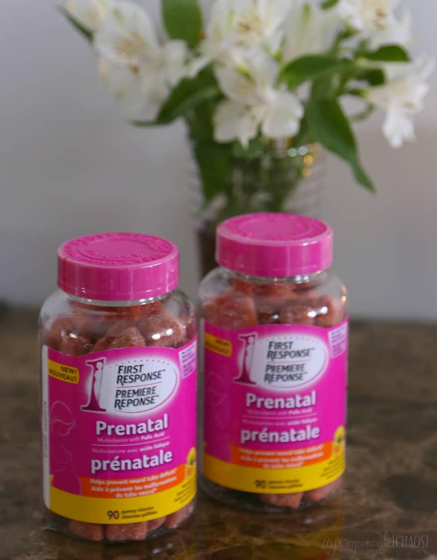 First Response Prenatal Multivitamin Gummies