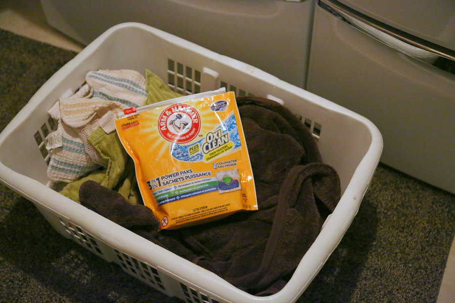 Not-So-Dirty Secrets for Making Laundry Easier