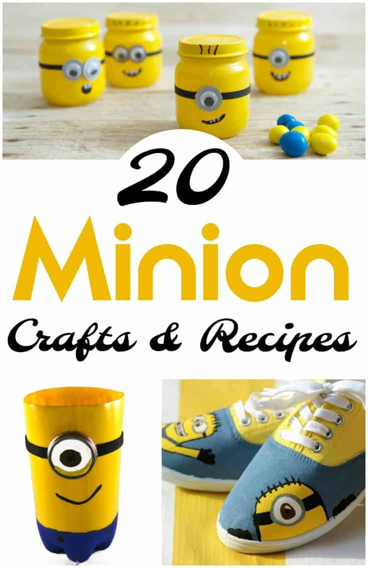 20 Minion Craft and Recipes