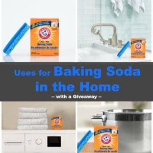Uses for Baking Soda in the Home