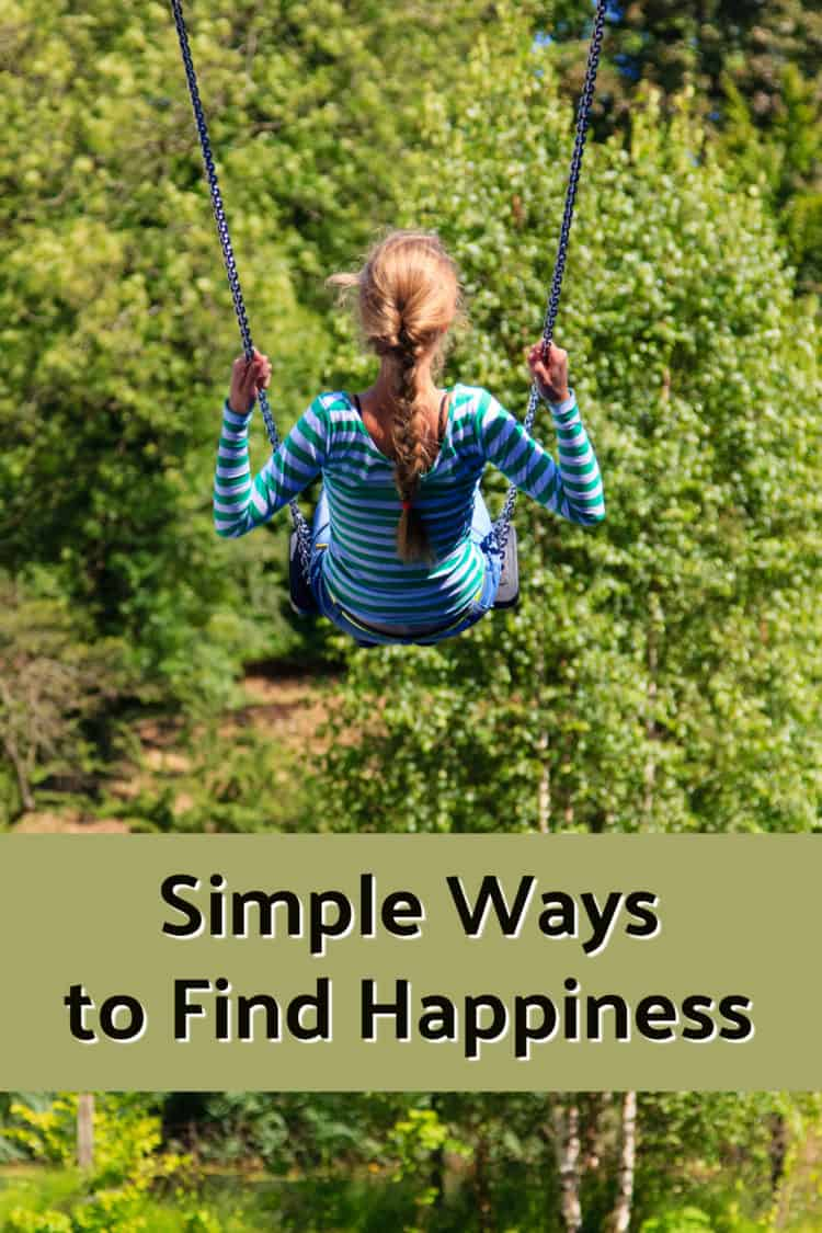 Simple Ways to Find Happiness in Life