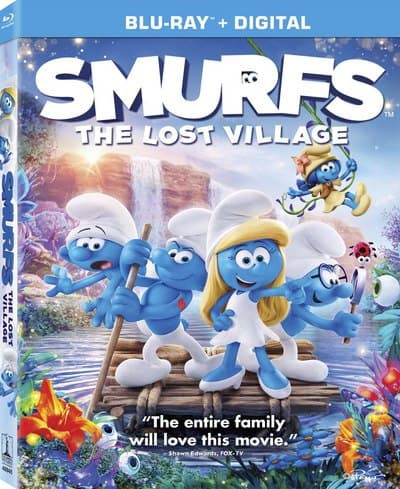 SMURFS: THE LOST VILLAGE Giveaway