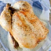 How to Cook Slow Cooker Whole Chicken