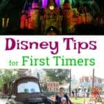 Disney Tips for First Timers