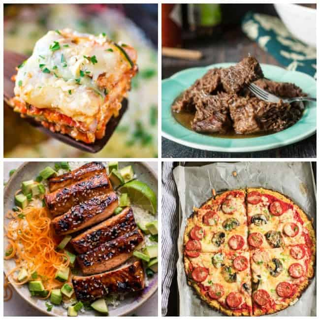 Low-Carb Dinner Ideas