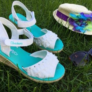 Summer Footwear from Skechers