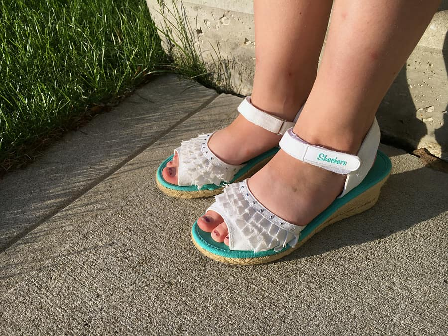 Skechers Summer Footwear Review