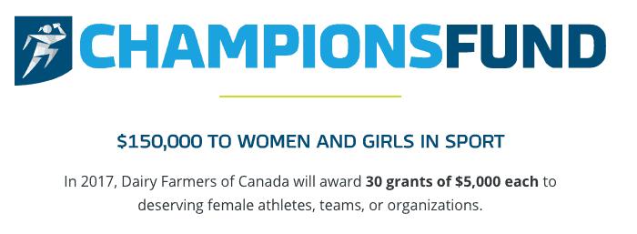 Fuelling Women Champions