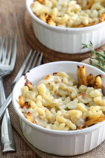 Mac and Cheese Poutine