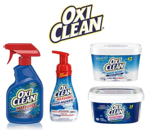 Power of OxiClean Challenge