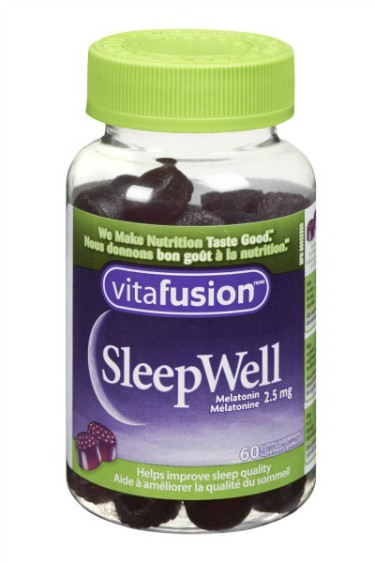 Vitafusion SleepWell For a Quality Night's Sleep