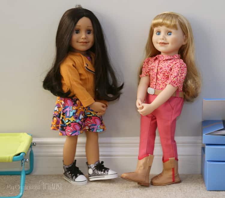 Maplelea Alexi Doll