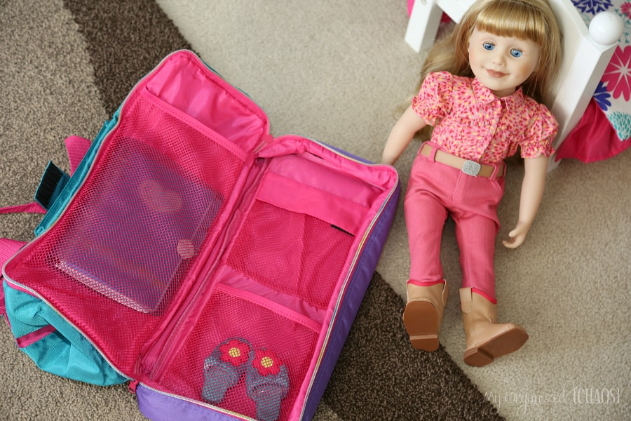 Maplelea Doll Tote review