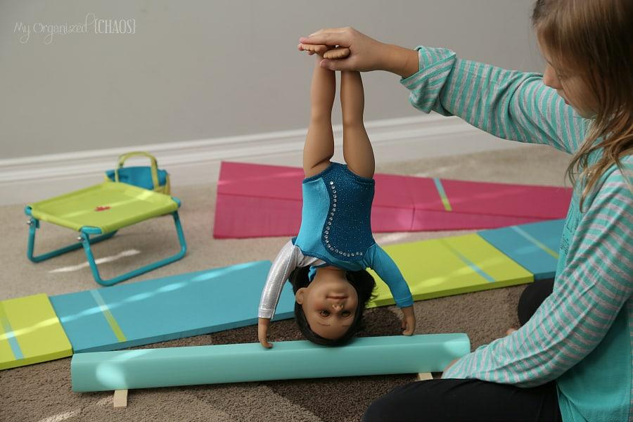 Maplelea Gymnastics Set