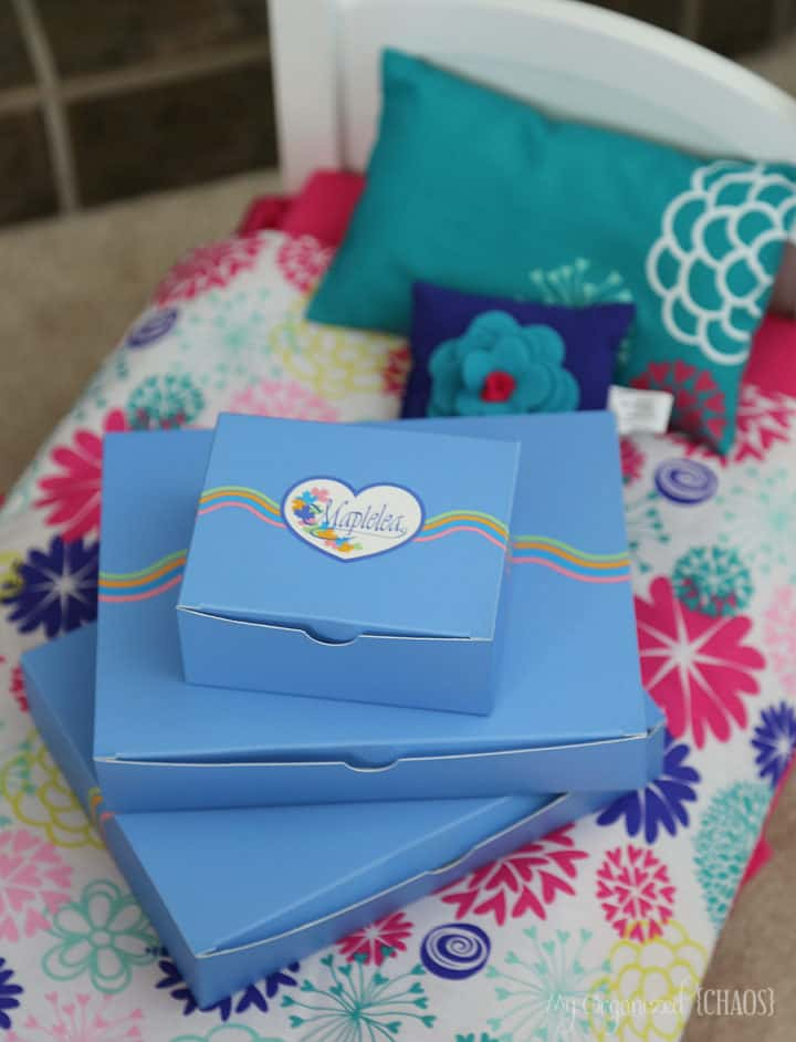 Maplelea - the Best Things Come in Little Blue Boxes
