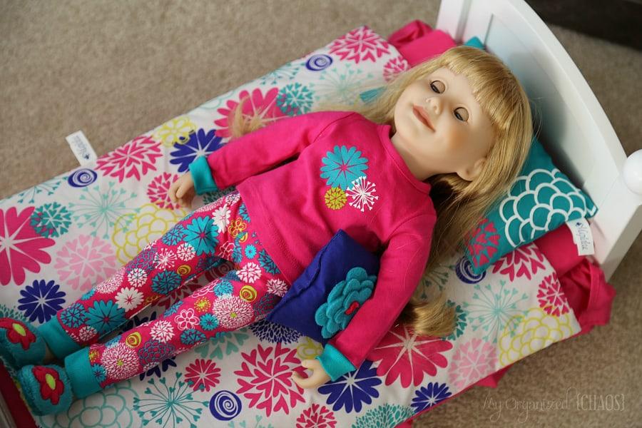 maplelea doll bed