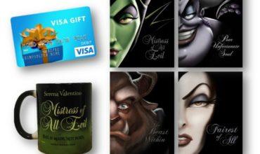 Disney VILLAINS Mistress of All Evil – Prize Pack Giveaway