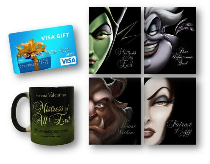 Disney VILLAINS Mistress of All Evil – Prize Pack Giveaway