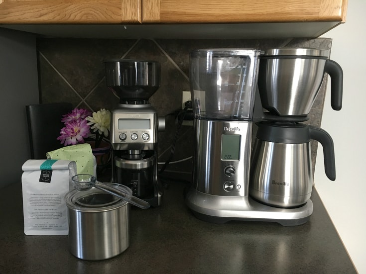 Breville Precision Brewer and Smart Grindeer Pro Review