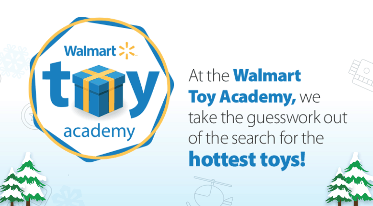 Walmart Toy Academy