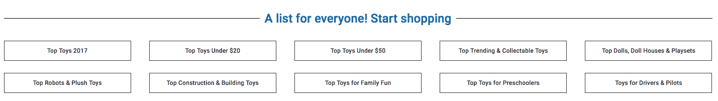 Holiday Shopping Made Easy with Walmart Toy Academy