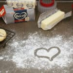 Therapeutic relaxing benefits of baking bakewithheart Becel