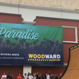 Action Sports Meets All-Inclusive at Woodward Riviera Maya