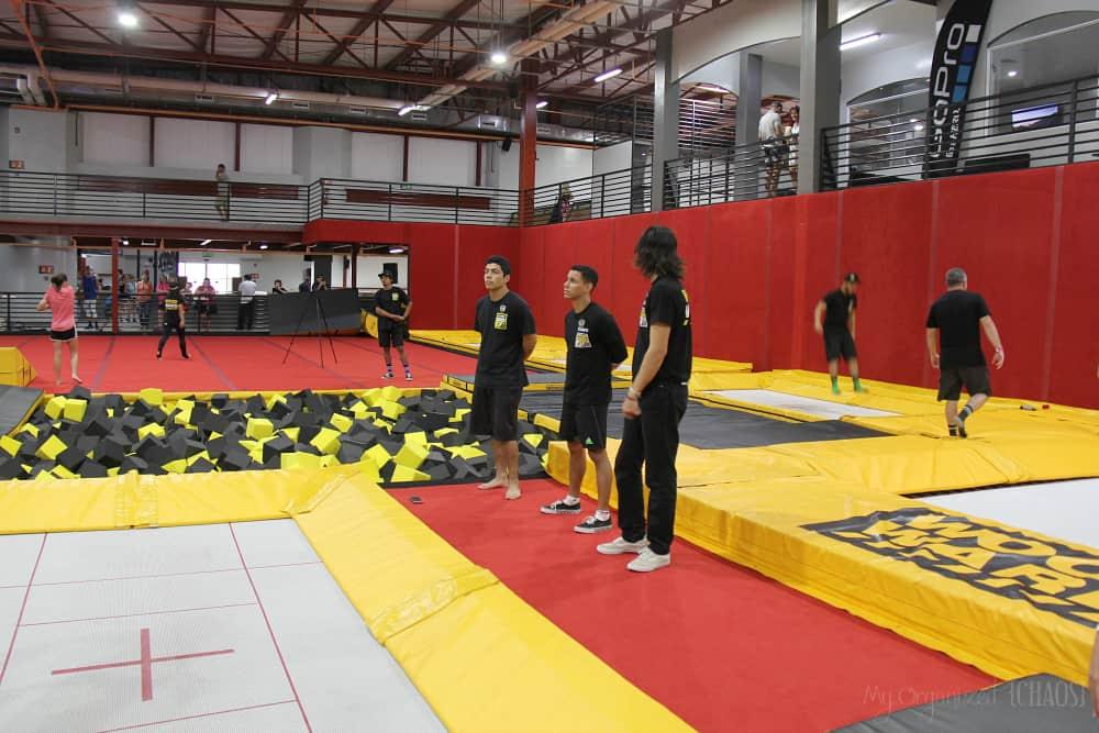 Woodward Riviera Maya Sports Facility