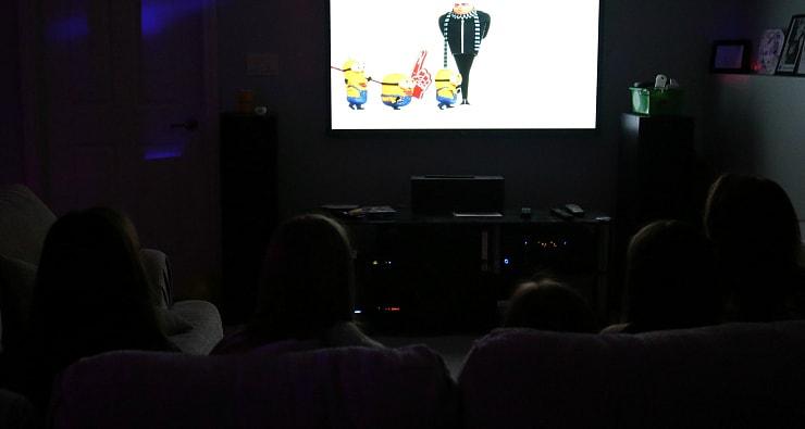 Despicable Me 3 movie party