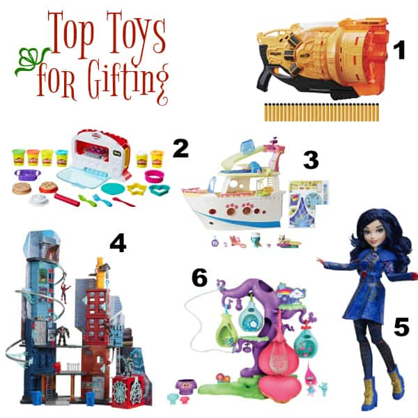 Best of the Best in Gifting: Top Toys and Games for Kids