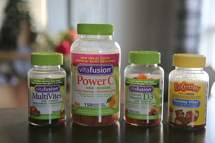 Vitafusion life balance