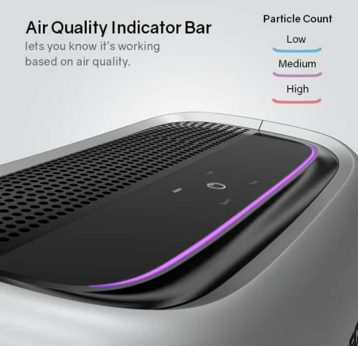 Oreck Air Response Air Purifier