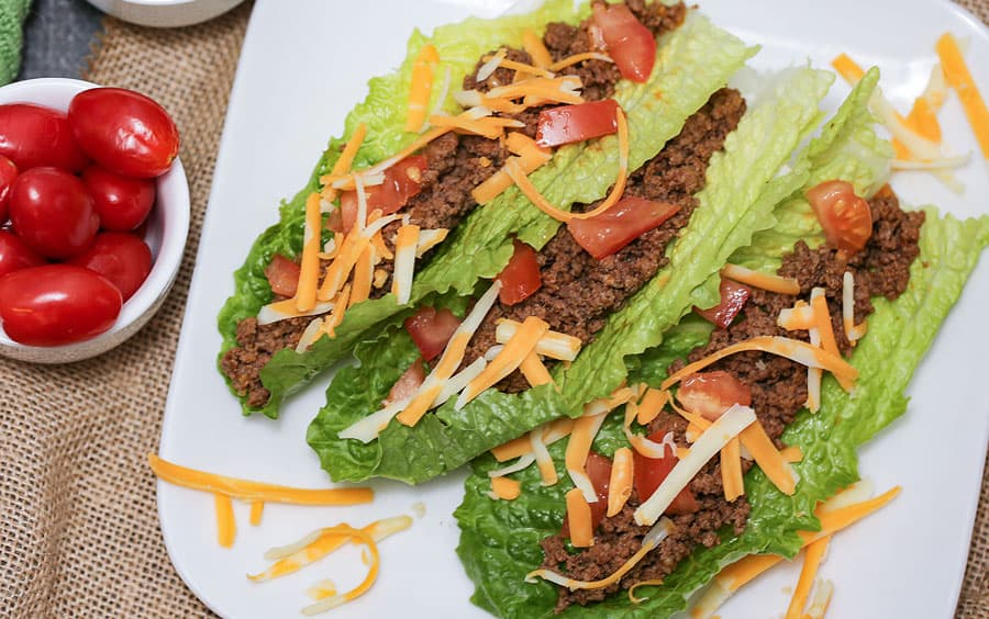 how to make lettuce wraps youtube