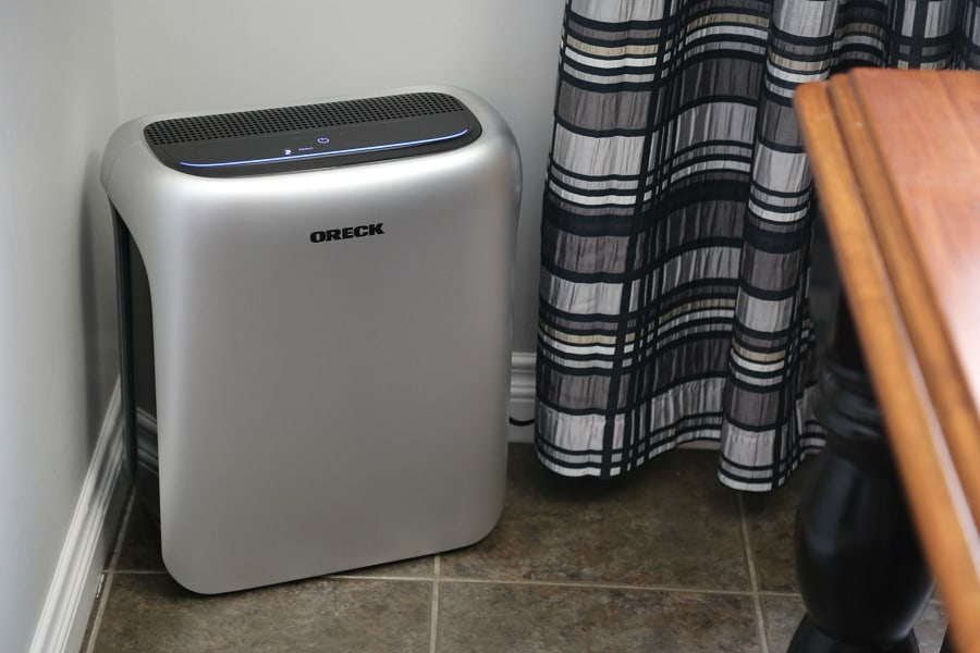 Improving Home Air Quality with Oreck Air Response
