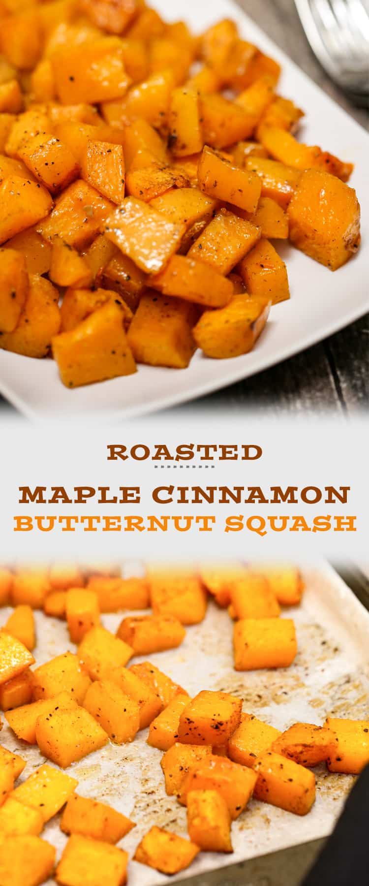 how to cook butternut with cinnamon
