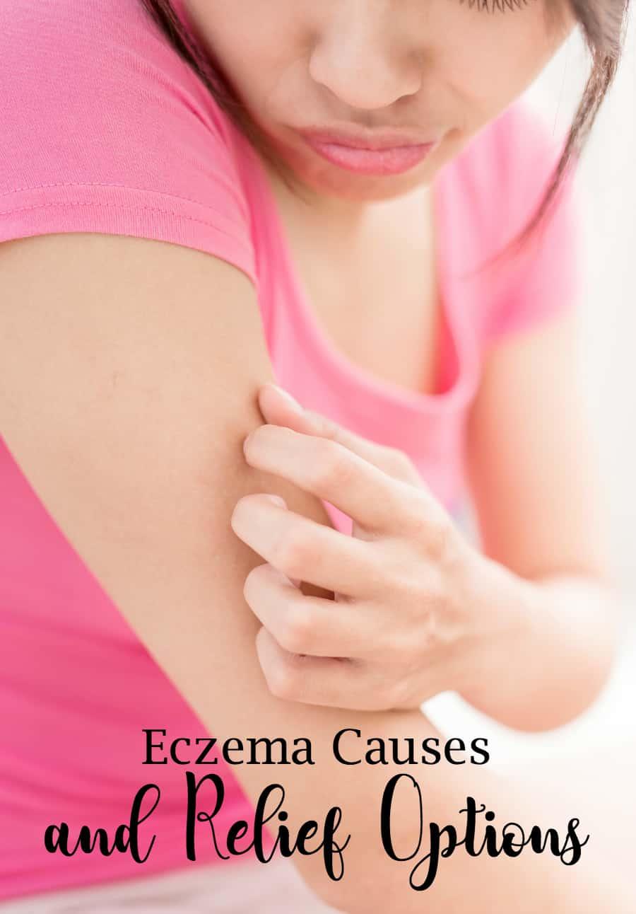 Eczema Causes and Symptom Relief Options