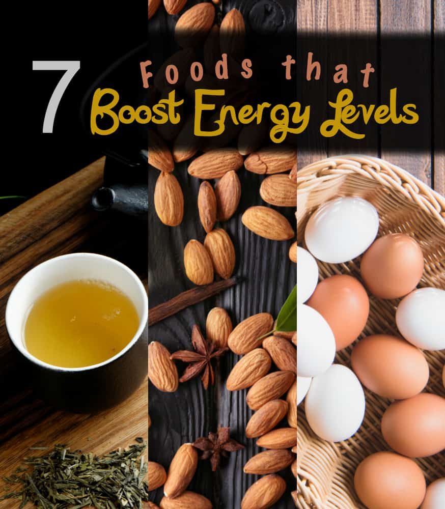 foods that boost energy levels